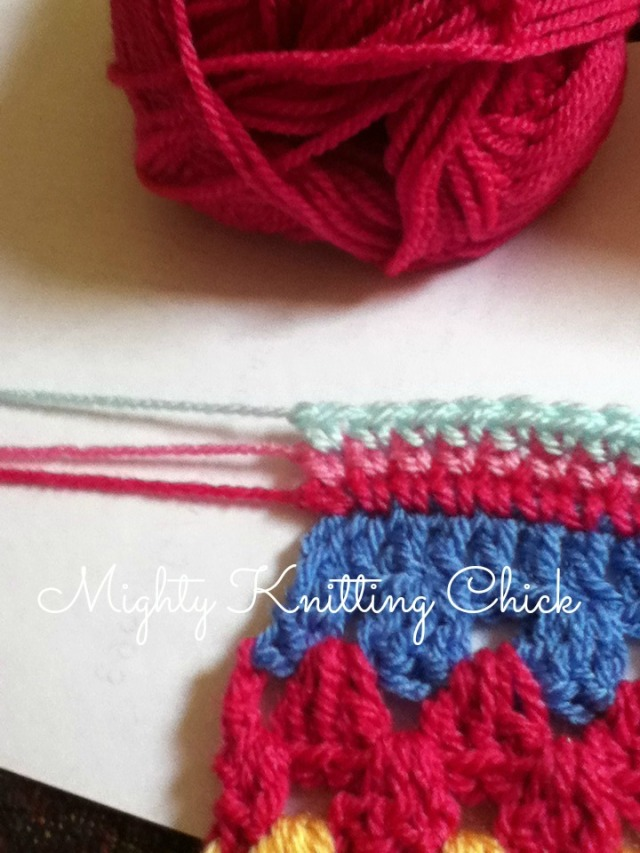 BB single crochet