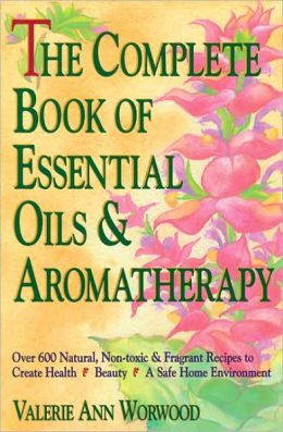 complete book of essential oils