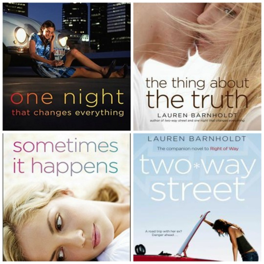 lauren b books